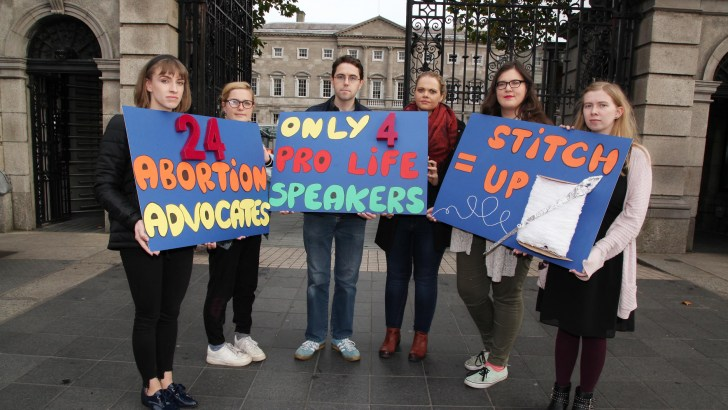 Oireachtas committee is a propaganda exercise – members