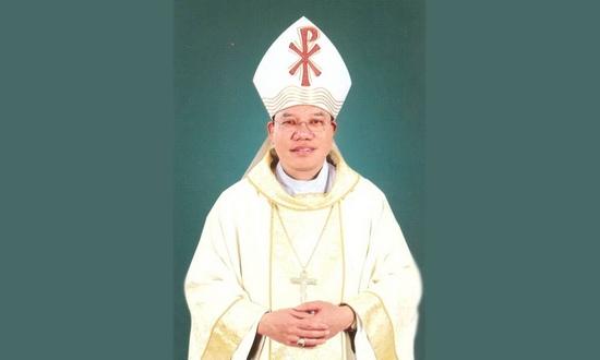Vietnam rebuilds church destroyed by US