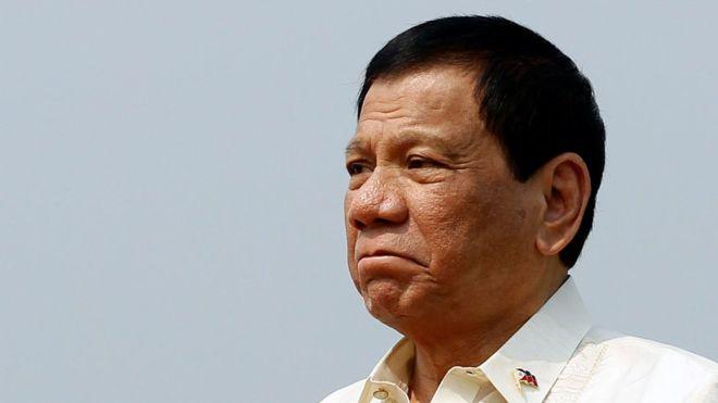 Philippines prelate defends Duterte's war on drugs
