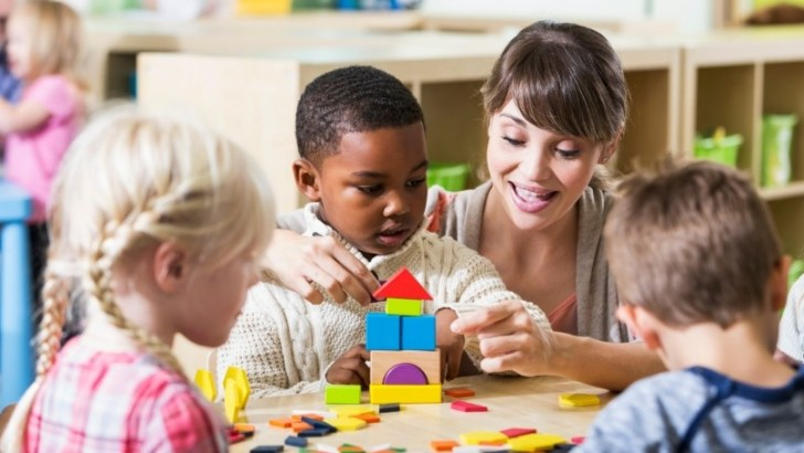 Benefits of good childcare 30 years on