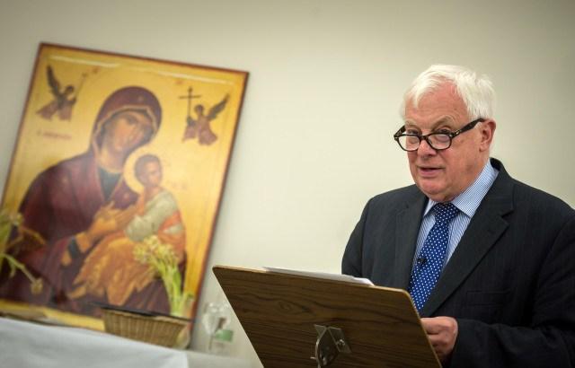 Chris Patten: A modern Catholic statesman