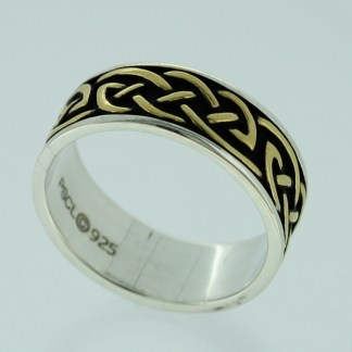 mens_two_tone_wide_band_celtic_knot_ring