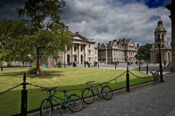 Dublin , Trinity College ©Tourisme Irlande. Dublin Georgien