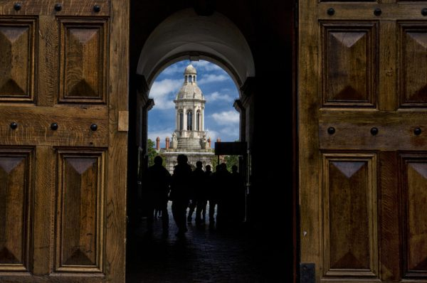 La porte de l'Université