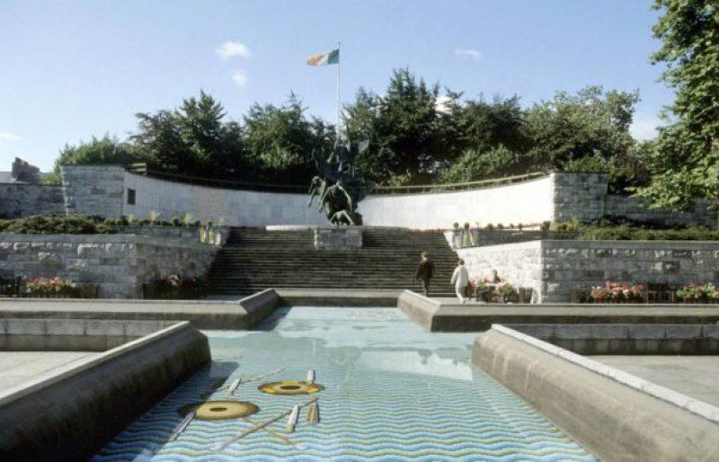 Le jardin du Souvenir (Parnell)