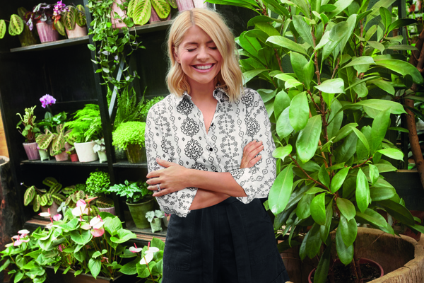 Holly Willoughby M&S