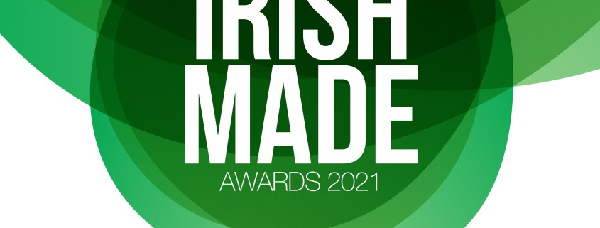Irish made logo