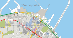 DLR cycle map