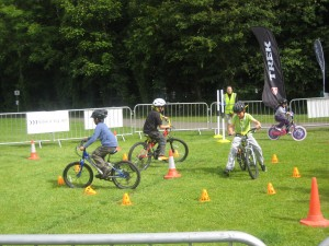 cycling event dlr