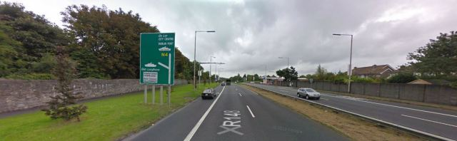 Palmerstown to Chapelizod 1