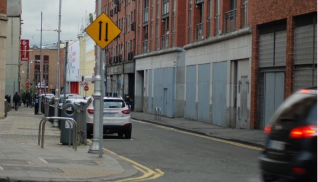 Wolf Tone Street Dublin two-way