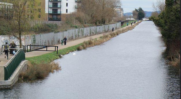 Royal Canal Greenway photo