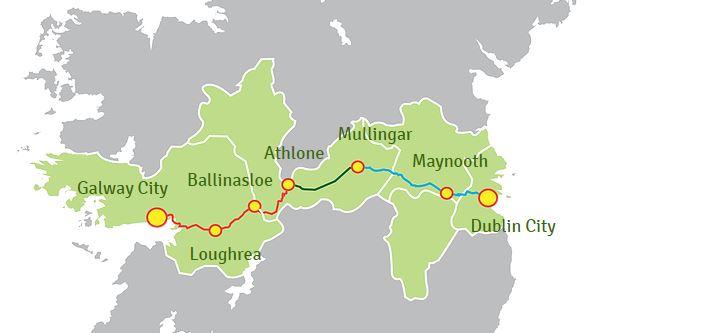 Dublin – Galway Greenway