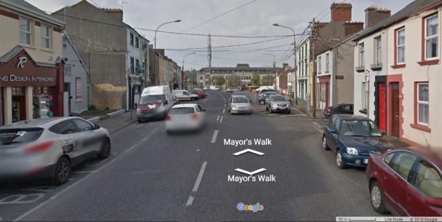 Mayors Walk StreetView