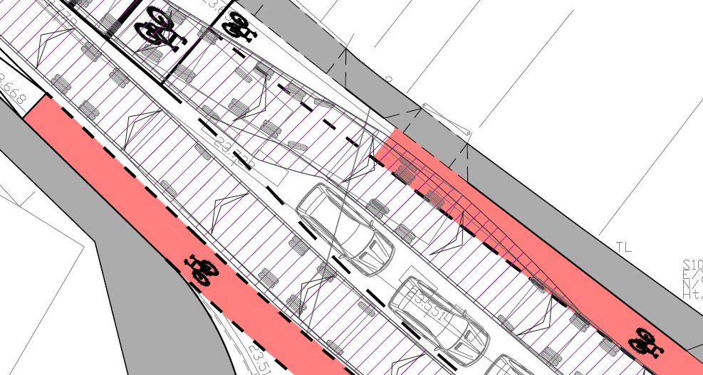 cycle lane question