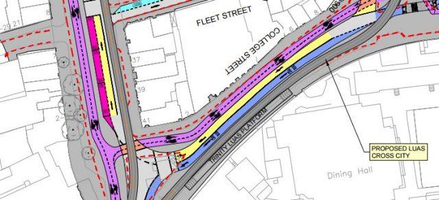 College Street BRT plan