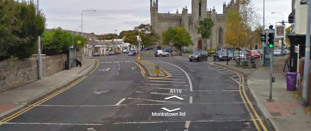 Monkstown Village Street View