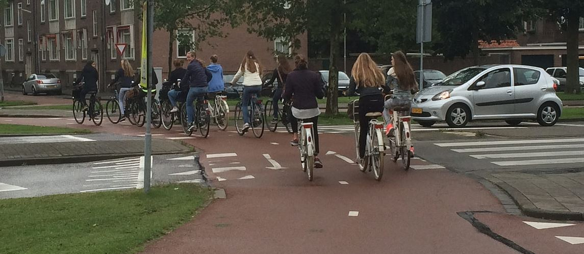 cycling-to-school