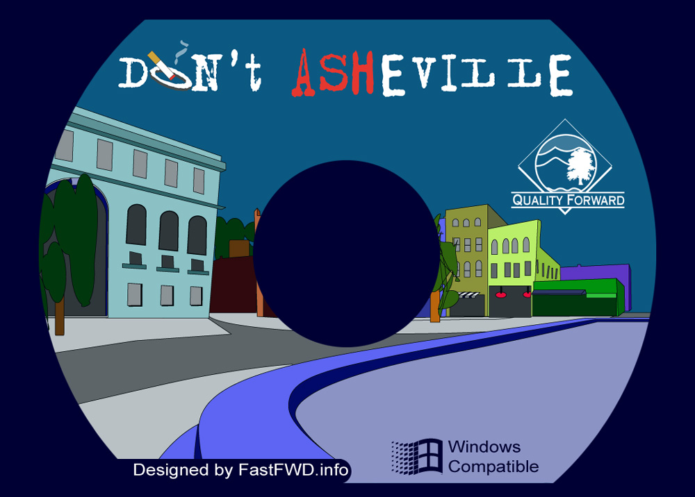 CD Label - Asheville IrishGuy