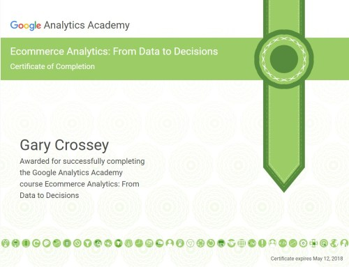 Google Ecommerce Analytics - From Data to Decisions