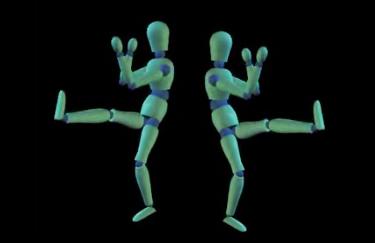 ANIMATION: Dancers