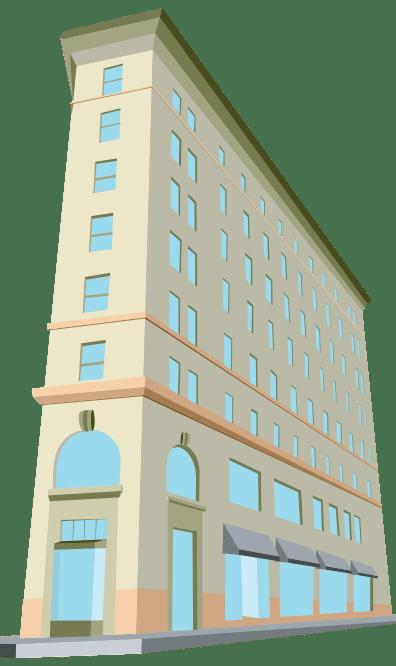ARTWORK: Asheville Building