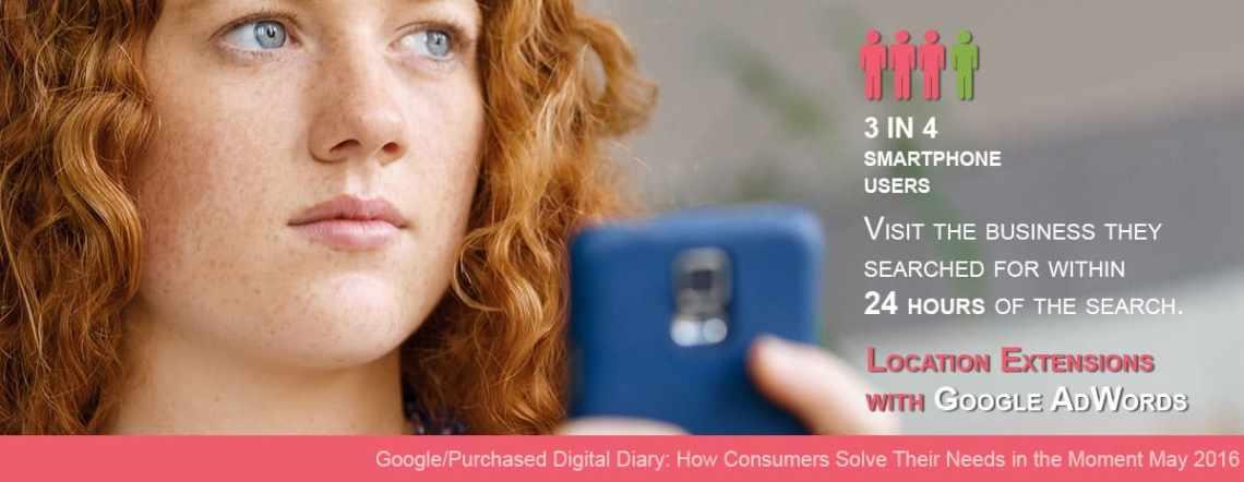 Google AdWords Local Extenstions
