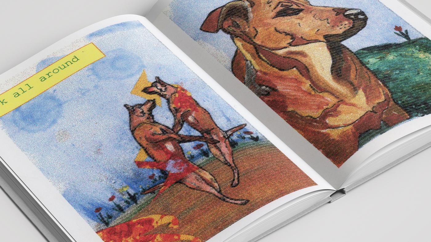 ILLUSTRATION Story Book