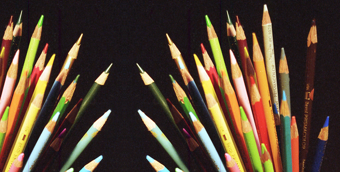 Photography Pencil Tips by Gary Crossey