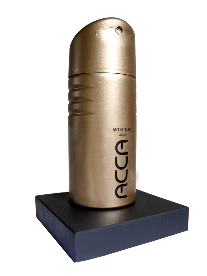 PACKAGE DESIGN Award Stand
