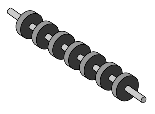ARTWORK: Technical Illustration – Rollers