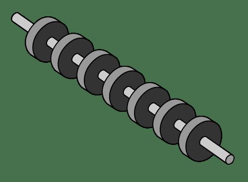 ARTWORK: Technical Illustration – Rollers