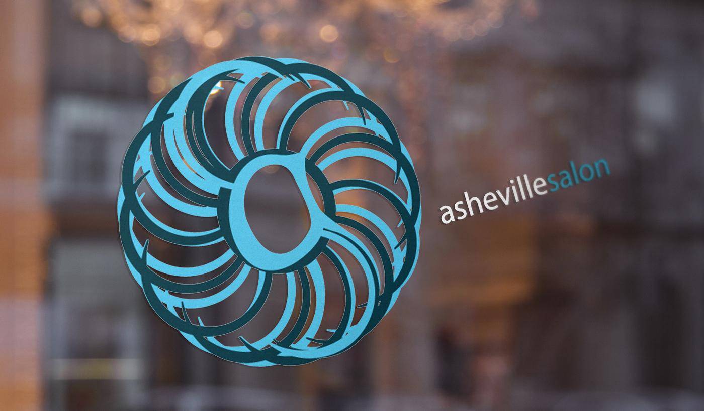 BRANDING Asheville Hair Salon