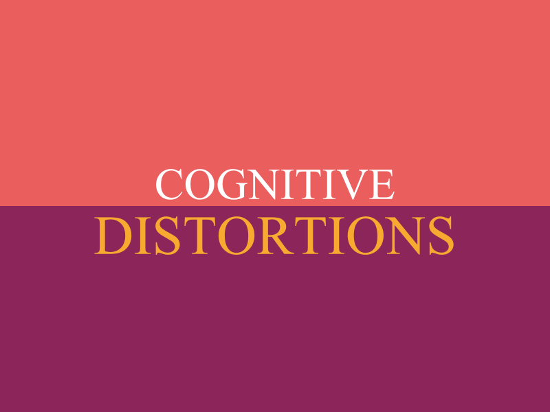 Cognitive-Distortions