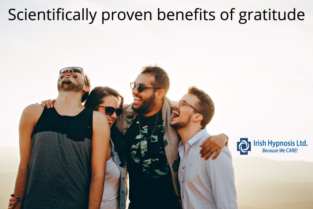Scientifically proven benefits of gratitude