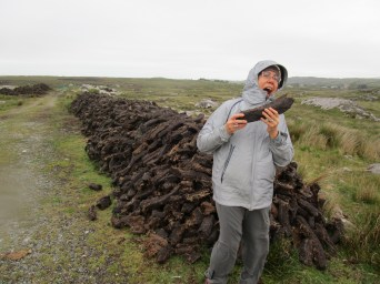 Taking a bite of Marconi peat turf