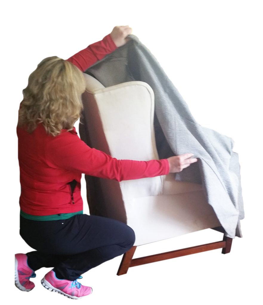 loose covers for queen anne chairs chrome and leather chair irish quality hand made to fit your fitting a cover 1