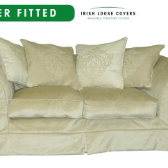Loose Chair Covers Ready Made Ireland Massage Denver Irish Reversible Furniture Gallery