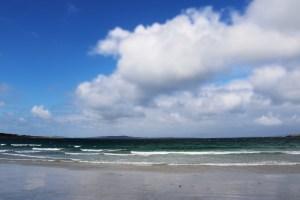 Beach in Cleggan