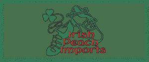 Irish Peach Logo