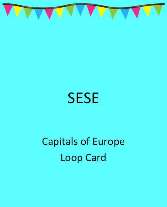Capital of Europe