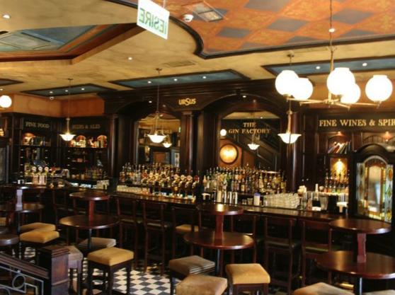 Pub Interior Designers Ireland