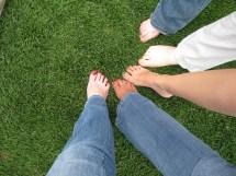 Hill Dylan Dreyer Feet