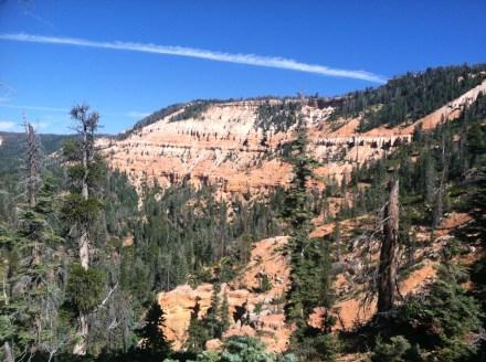 Never get tired of desert views.