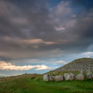 Irish Tombs and Ancient Burial Sites