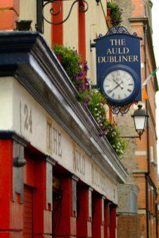 The Auld Dubliner Pub