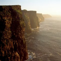 The Wild Atlantic Way and Cliffs of Moher