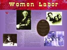 22 women labor leaders