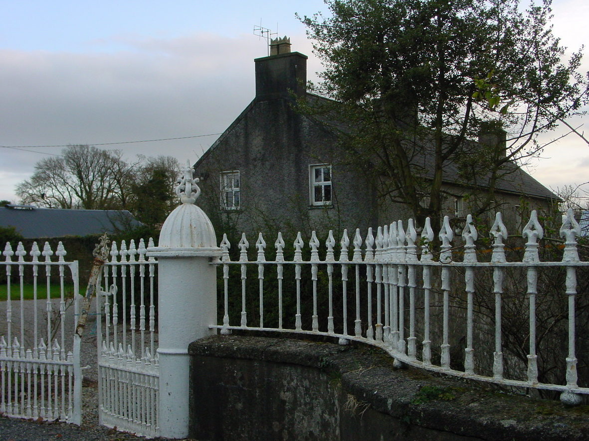 Clonbrock Farm, where the mine manager lived