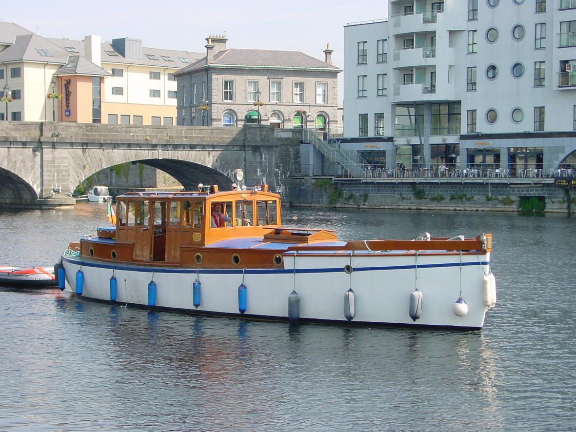 Golden Hours in Athlone after restoration